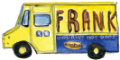 Franks Hot Dog Truck