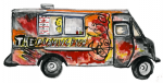 flaming fish truck