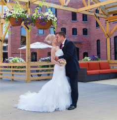 Larkinville wedding