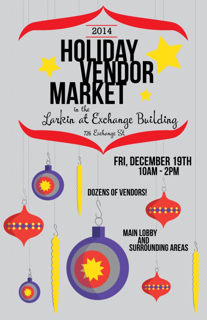 ExchangeVendorMarketPoster