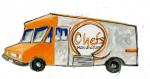 Jimmy Z Food Truck Menu