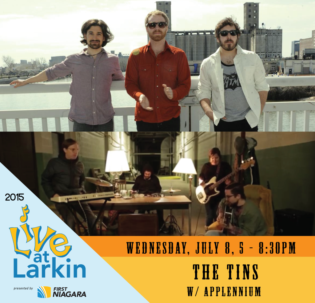 Tins-Applennium Larkin 7-8-15