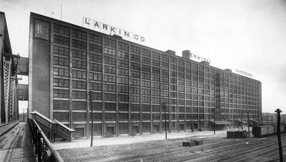 larkin old terminal warehouse