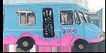 Ice Cream & Chill Illustration